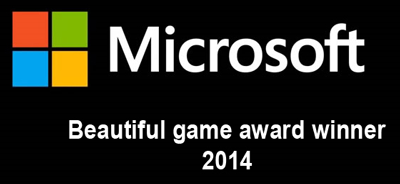 Microsoft - Beautiful game award Winner 2014