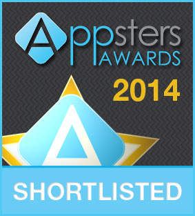 Appsters Awards Shortlist 2014